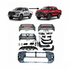 TRD Conversion Body Kits For Toyota Hilux Revo To Rocco 2021